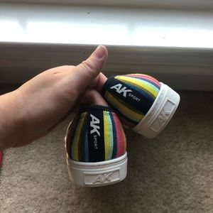 Anne Klein Sport summer sneaker flats NWOT 8.5